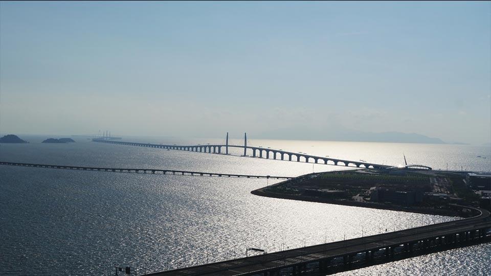 【マカオ】世界最長の海上橋!港珠澳大橋で香港からバスでマカオへ
