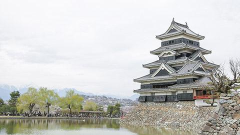 松本城とアートに、雑貨、カフェ!松本市へ女子旅に行こう