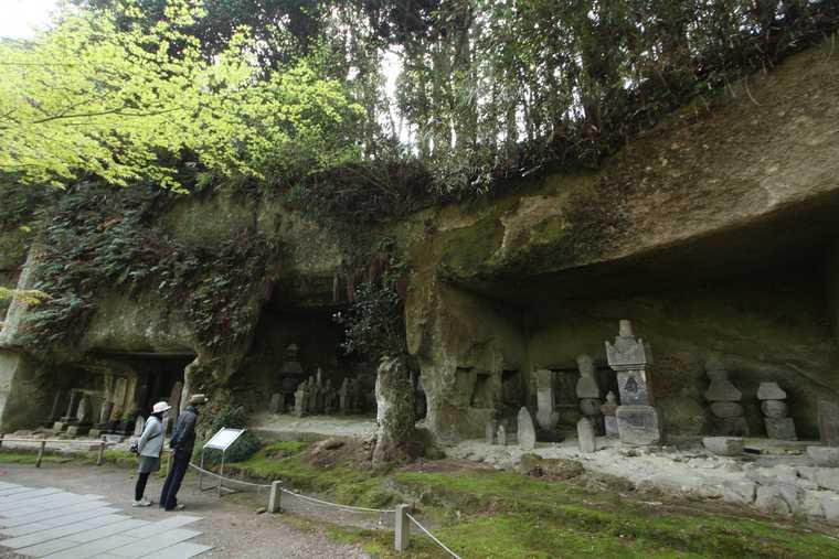 松島 円通院 洞窟