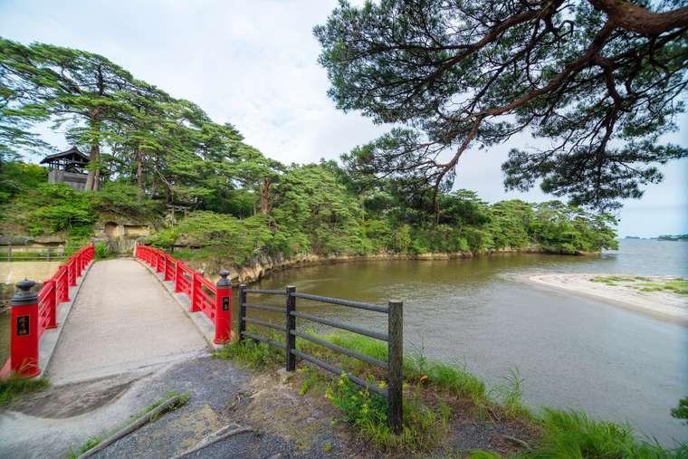 松島 「縁切り橋」