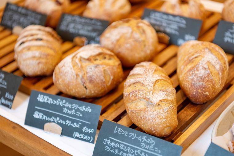 松島 パン屋さん「ぱんや あいざわ」