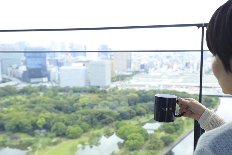 メズム東京 客室