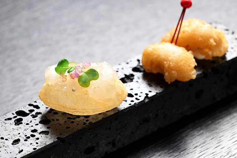 メズム東京 レストラン ディナー
