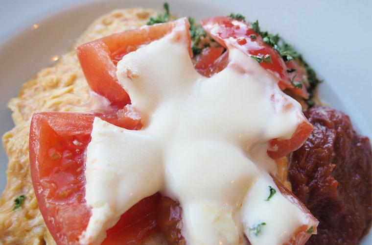 メッツァビレッジ ヴァイキングホール「農家が作る tomateria GOTO」
