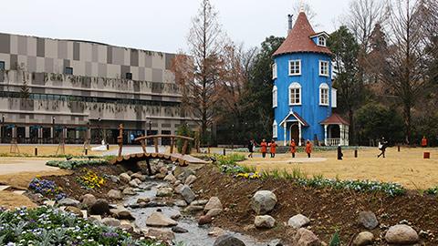 日本初ムーミンバレーパークがオープン!アトラクションをレポート