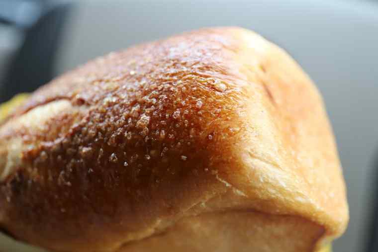 そらいろのたねのクリームパン