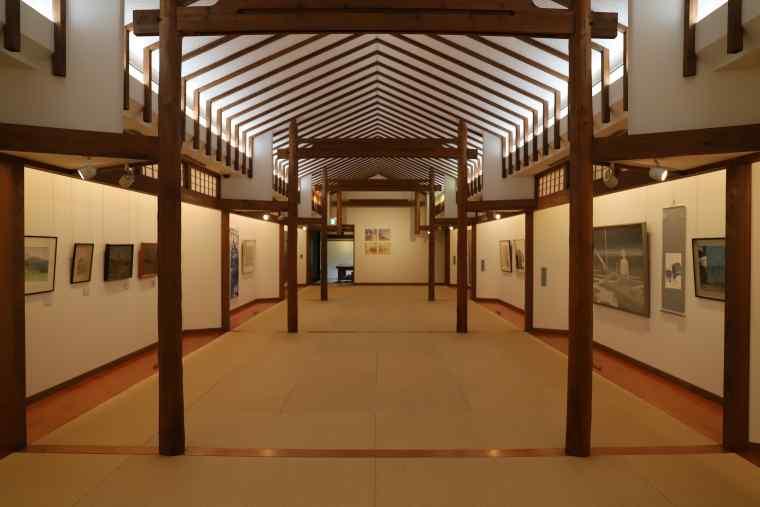 坂本善三美術館の作品展
