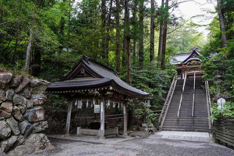 火災除け・諸難除け 宝登山神社