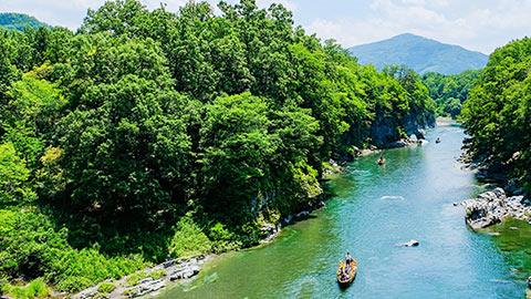 秩父・長瀞観光に出かけよう!埼玉の大自然を満喫する1泊2日モデルコース