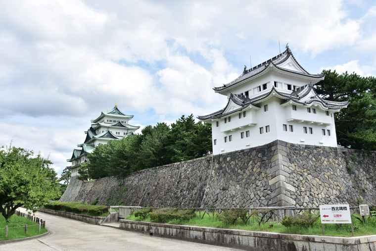 名古屋城 隅櫓