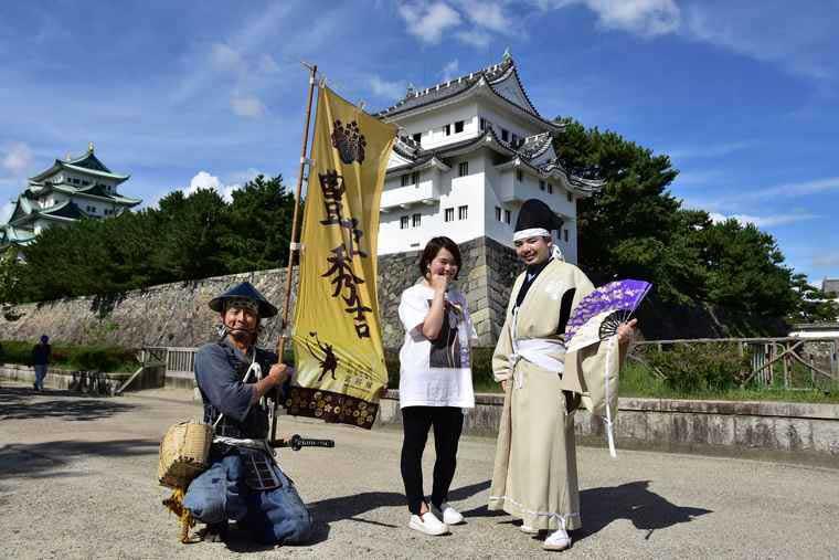 名古屋城 おもてなし武将隊(R)