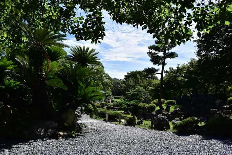 名古屋城 二之丸庭園
