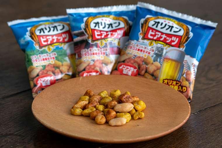 サン食品 オリオンビアナッツ