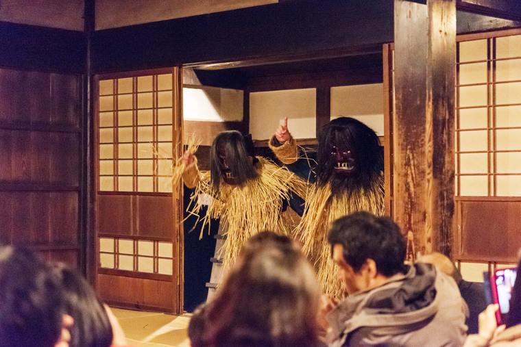 秋田県男鹿半島 「男鹿のなまはげ」