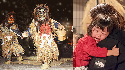 秋田・男鹿半島で「なまはげ」の伝統体験!男鹿温泉や絶品グルメも
