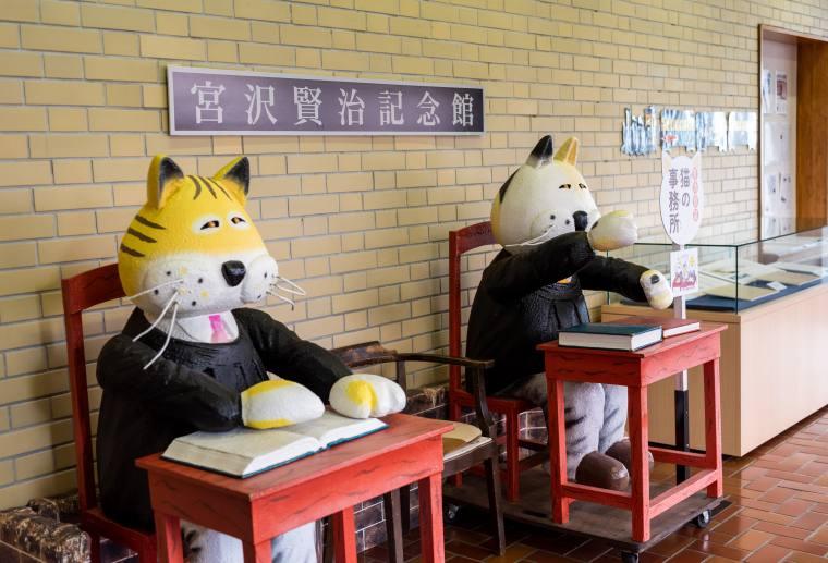 花巻 観光スポット 宮沢賢治記念館