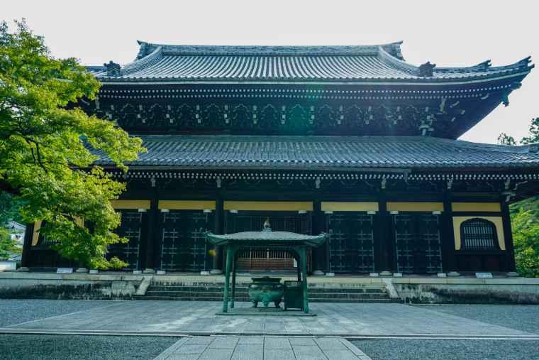 京都 南禅寺 法堂