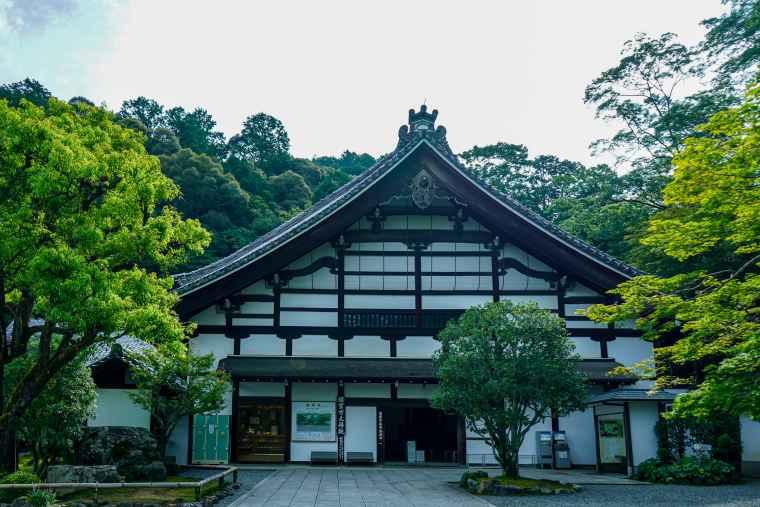 京都 南禅寺 本坊 方丈庭園