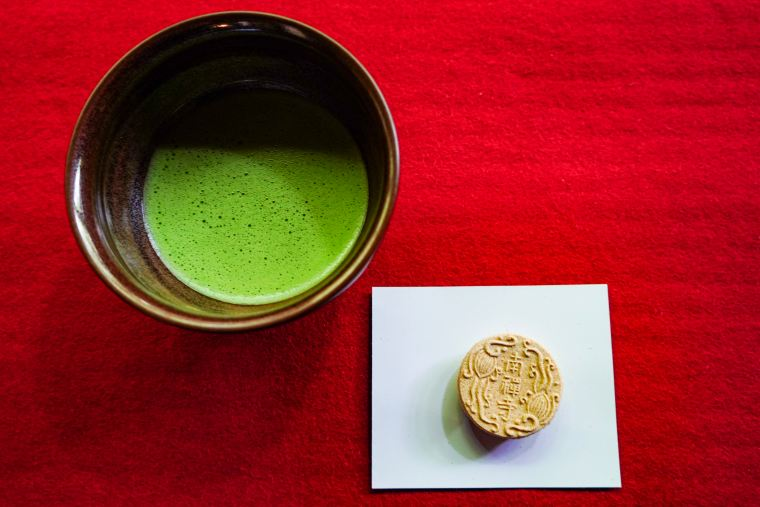 京都 南禅寺 本坊 抹茶