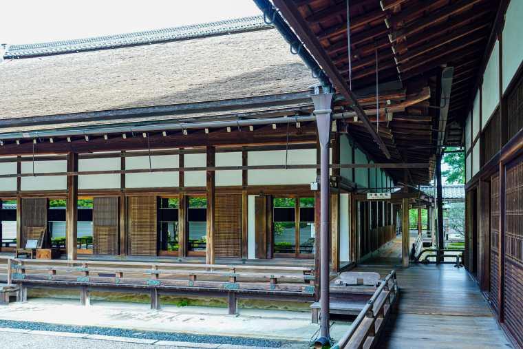 京都 南禅寺 方丈 御昼の間