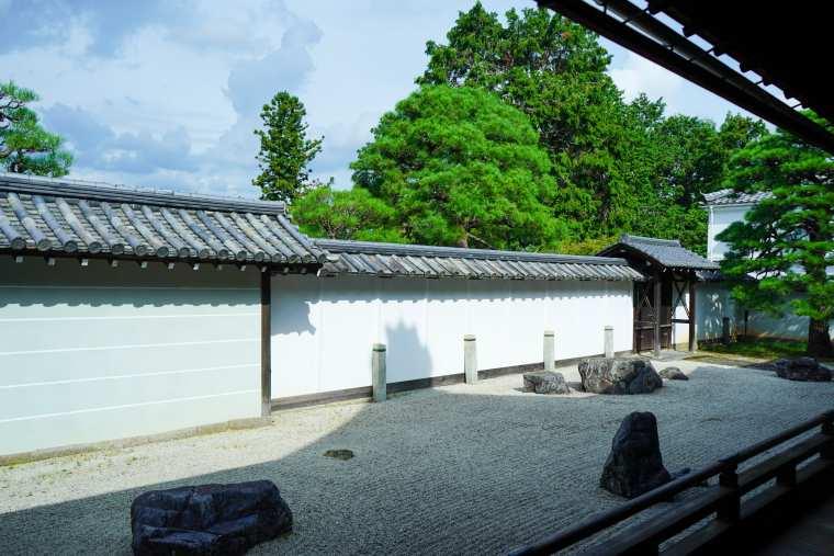 京都 南禅寺 方丈 如心庭