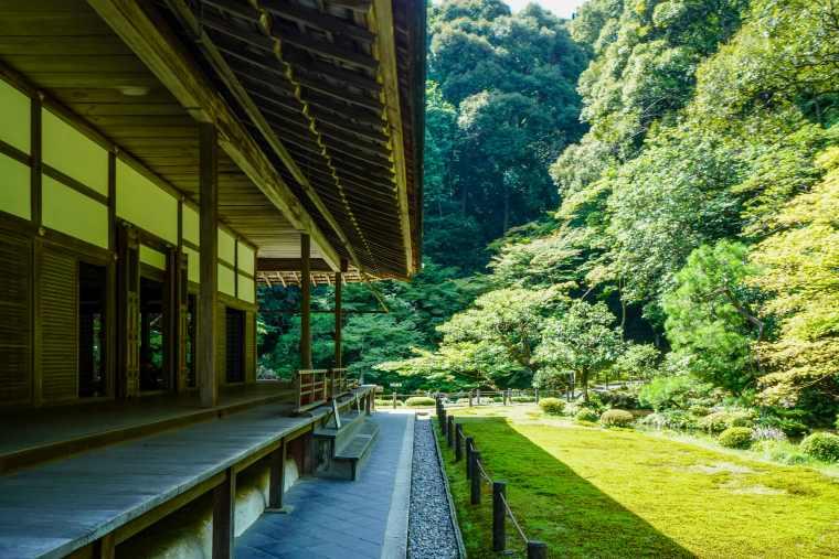 京都 南禅寺 南禅院庭園