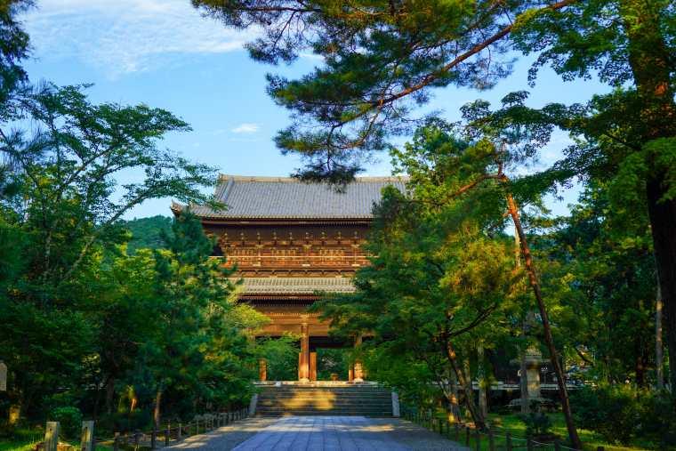 京都 南禅寺 三門