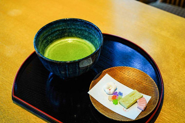 京都 南禅寺 八千代 庭園レストラン「料庭」