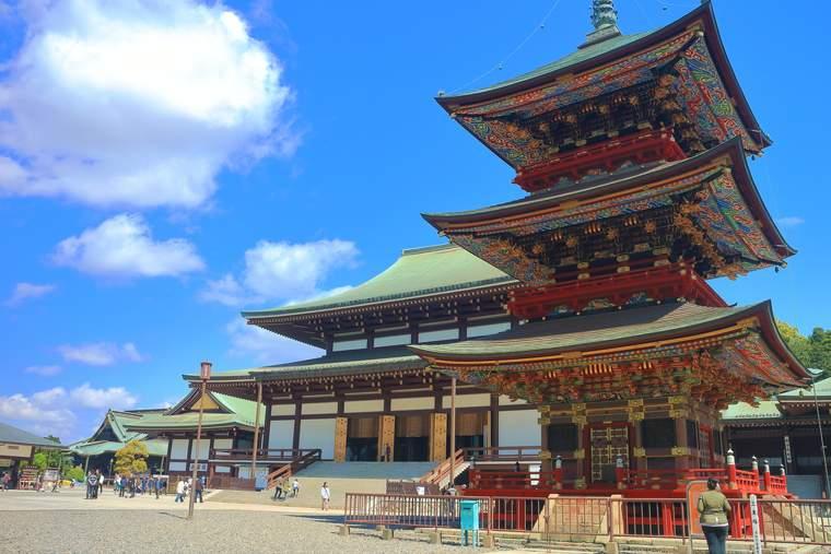 成田山新勝寺 歴史