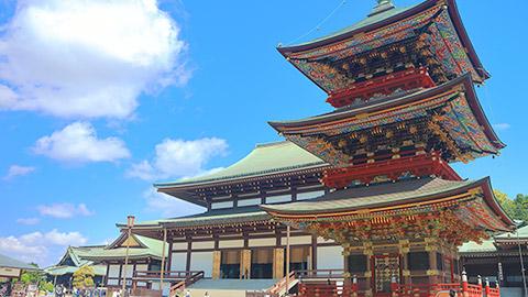 関東のパワースポット!千葉・成田山新勝寺のおすすめ参拝コース