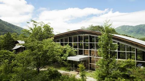 週末は箱根・仙石原の森で自分を取り戻すおこもり旅