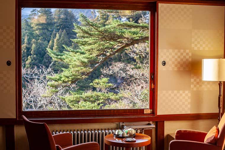 日光金谷ホテル 客室