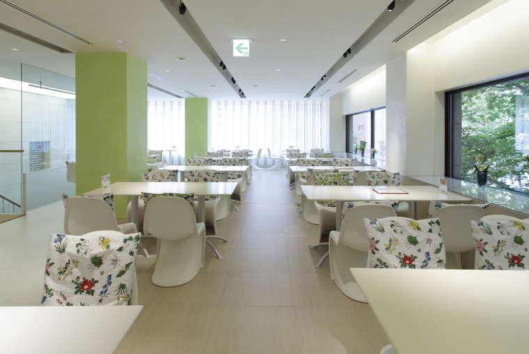 六花亭 帯広本店 2階喫茶室