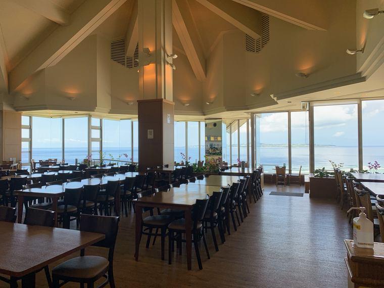 海洋博公園 レストラン イノー