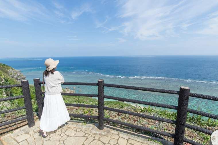 沖縄避粉旅行 うりずんは1年で最も過ごしやすい時期