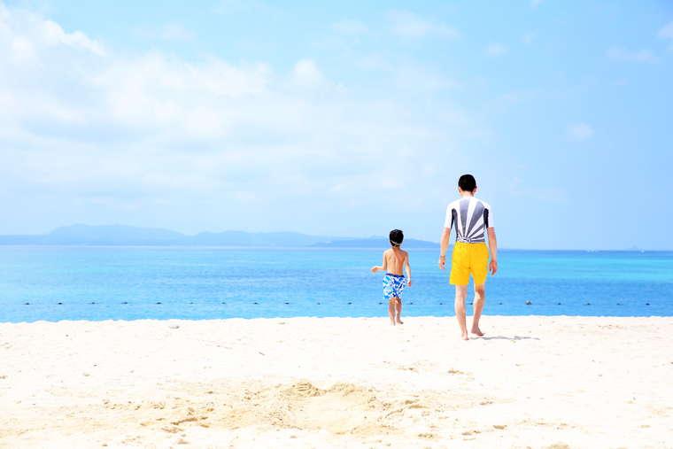 沖縄避粉旅行 沖縄の海開きは3月から