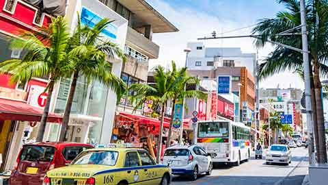 沖縄・国際通りで女子旅にぴったり穴場めぐり!離陸直前まで満喫