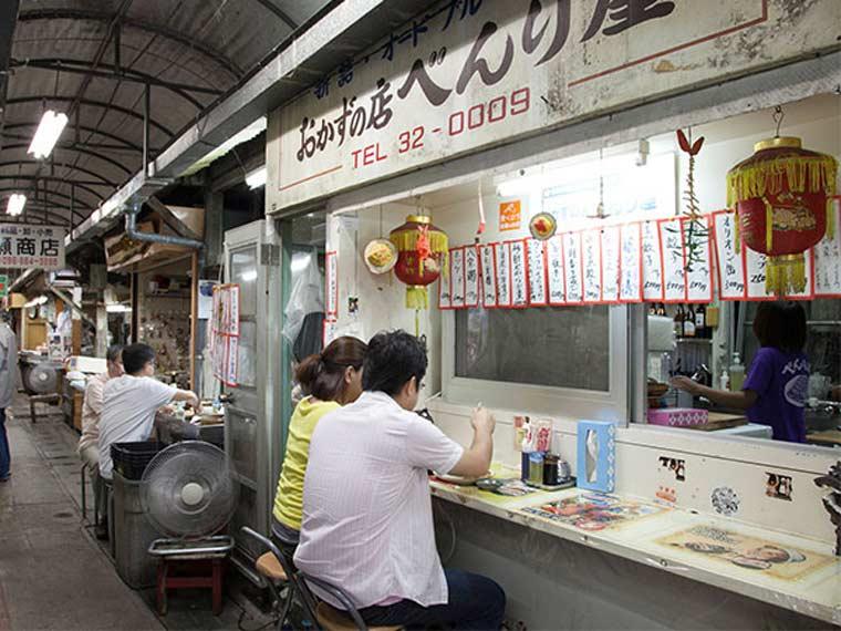 小籠包が大人気の手作り餃子の店「べんり屋玉玲瓏」