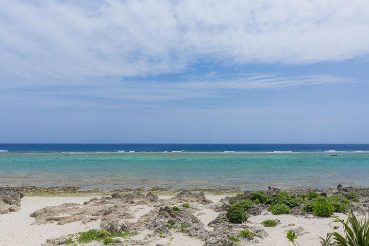 沖縄パワースポット 久高島