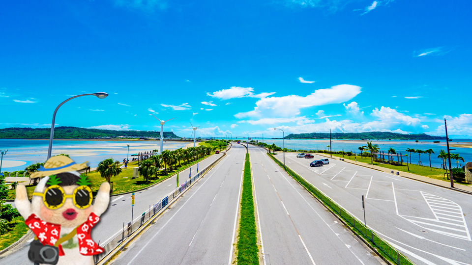 【レンタカー】沖縄旅行でレンタカー借りてみた