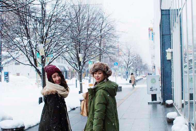 星野リゾート OMO7 旭川 美しいダイヤモンドダストに出会う「日本一寒い街さんぽ」