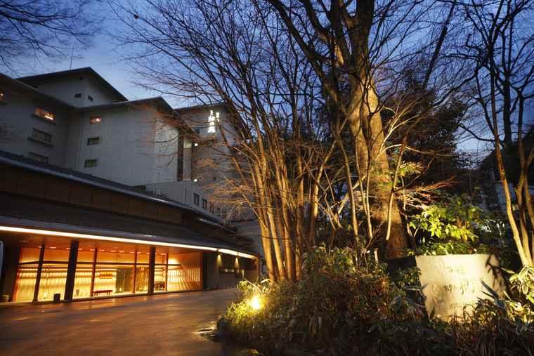 城崎温泉 西村屋ホテル招月庭 外観