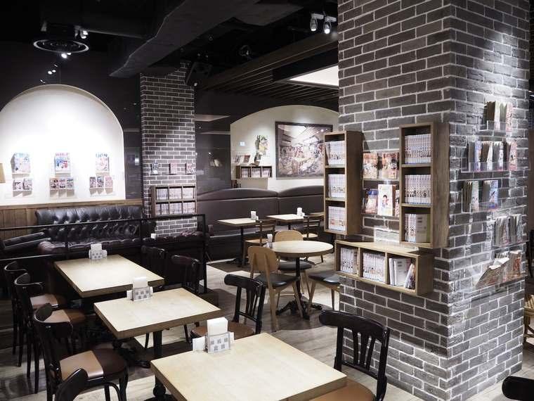 東京ワンピースタワー レストラン・人気メニュー