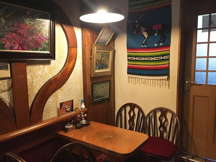 広島県・尾道市  喫茶 メキシコ