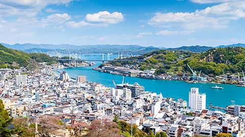 尾道女子旅モデルコース。美しい景色とレトロな街に癒されよう
