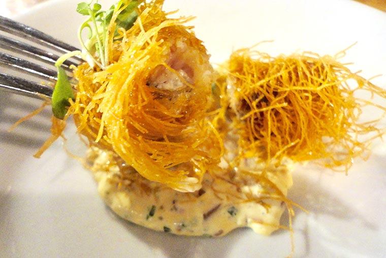 広島牡蠣のカキフライ