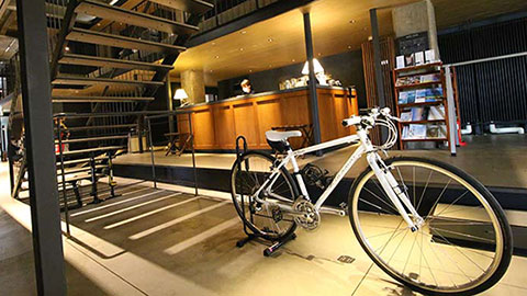 サイクリストを刺激する、しまなみライドの基地「ONOMICHI U2」と「HOTEL CYCLE」