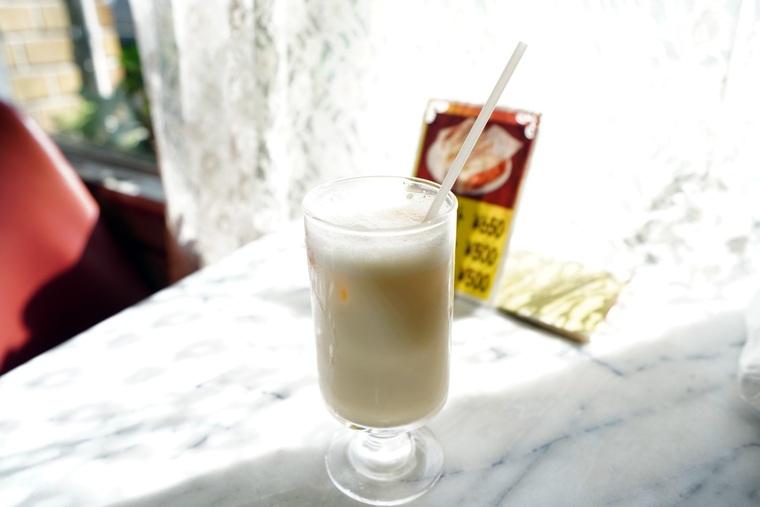 喫茶ドレミのミルクセーキ