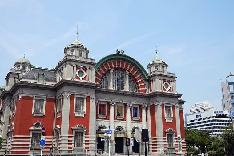大阪 中央公会堂