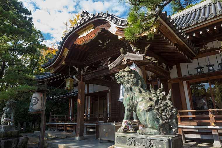 杭全(くまた)神社